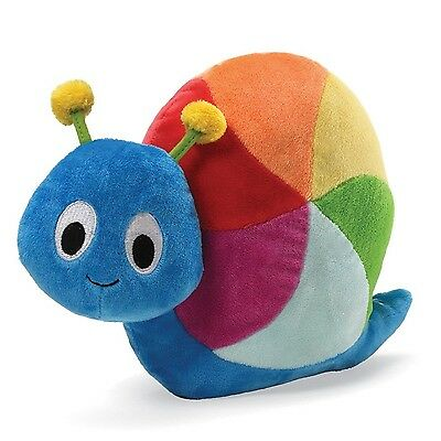 GUND Color Fun Learning Colors Snail Animated Plush