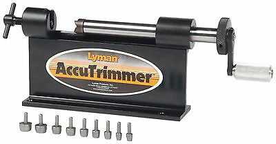Lyman Products Group Accutrimmer with 9-Pilot Multi Pack