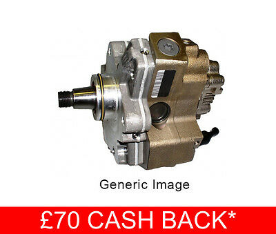 High Pressure Diesel Pump fits KIA CARENS 2.0D 02 to 06 0986437020 Fuel Bosch