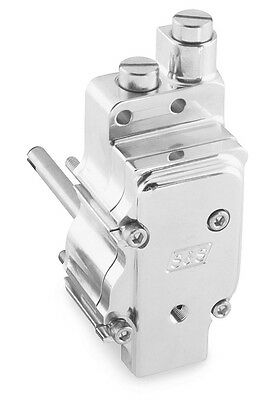 S&S Cycle31-6208HVHP (High Volume High-Pressure) Oil Pump with Universal Cover