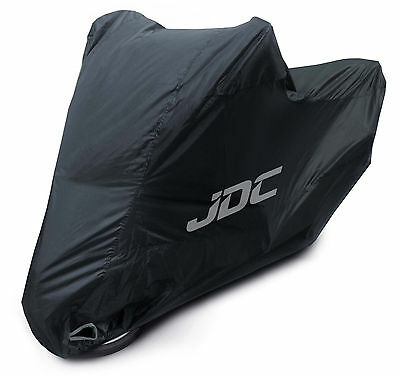 JDC Waterproof Motorcycle Cover Breathable Vented Heavy Duty - ULTIMATE RAIN XXL
