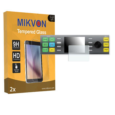 2x Mikvon Tempered Glass 9H for Blackmagic Teranex 2D Screen Protector