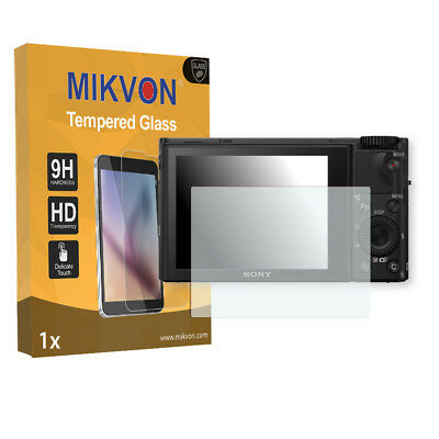 1x Mikvon Tempered Glass 9H for Sony Cyber-Shot DSC-RX100 IV Screen Protector