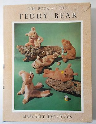 THE BOOK OF THE TEDDY BEAR by Margaret Hutchings 1964, Patterns, Pooh, Roosevelt