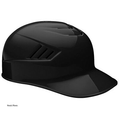 Rawlings MLB Catcher's/Base Coach Helmet CFPBH Black Size 7 3/8 New