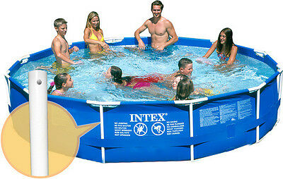 Replacement Vertical Leg for Intex 10' and 12' Frame Pools 30 Tall 10619