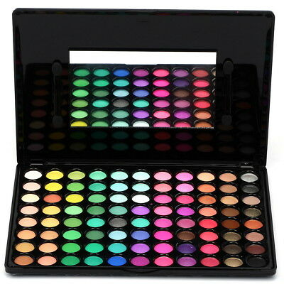 88 Color Ultra Shimmer Eyeshadow Palette Makeup Beauty Cosmetic Set