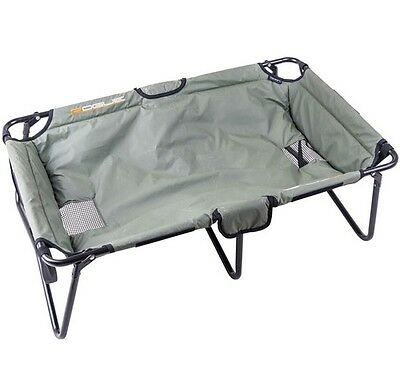 Leeda Rogue NEW Carp Fishing Green Carp Unhooking Cradle - H8051