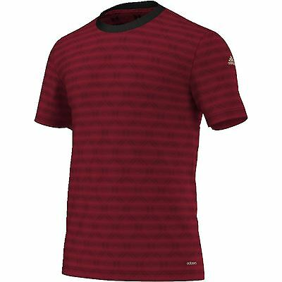 adidas Mens Gents Football Soccer Lionel Messi AZ Training T Shirt Tee Top