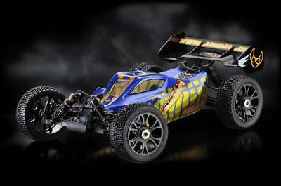 Absima / Team C 1:8 EP Buggy AB2.8 BL / 4WD Brushless RTR waterproof / 13202