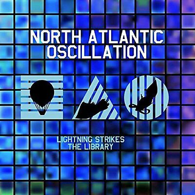 North Atlantic Oscillation - Lightning Strikes the Library (Collection)  CD  NEW