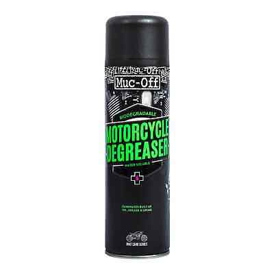 New Muc-Off Motorcycle Bike Cleaning Care Maintenance Chain Degreaser 500ml M648