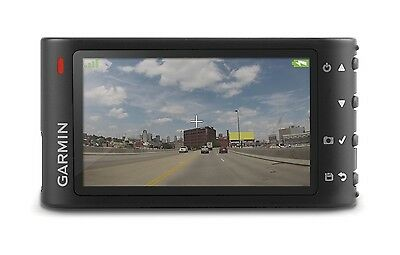 NEW Garmin 3-Inch Dash Cam 35 HD Vehicle Driving Recorder Video Camera with GPS