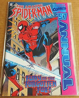 "Marvel Comics  ""the Amazing Spider-Man '97 Annual""  New/unread High Grade Nm"