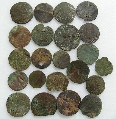 Collectable Lot Of 20 Jettons Tokens - Detecting Find