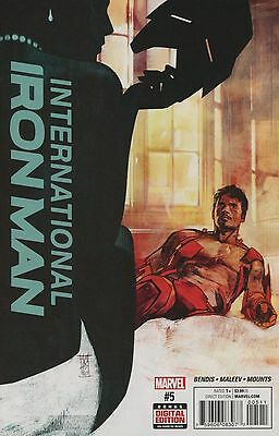 International Iron Man #5! First Printing!