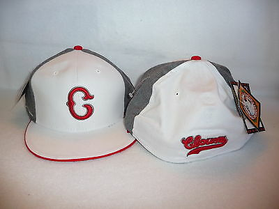 INDIANAPOLIS CLOWNS Embroidered CAP/HAT Fitted size 7 7/8 NWT