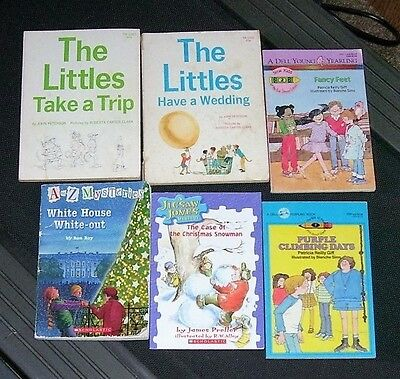 Lot of 12 Younger Children's Chapter Books