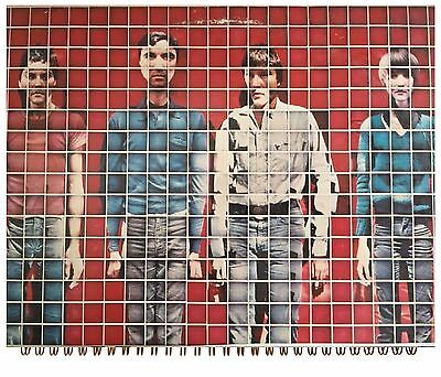 More Songs About Buildings and Food - Talking Heads Album Cover Notebook vintage