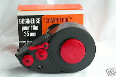 NEW COMPUTROL BULK 35mm FILM CASSETTE LOADER SAVE £££s SLIGHTLY DAMAGED PACKING