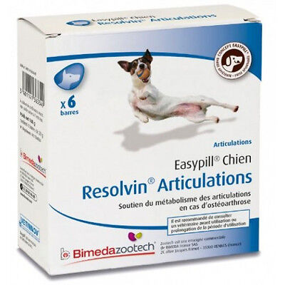 Easypill Resolvin Articulations pour chiens