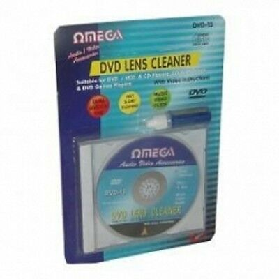 Laser Lens Cleaner Cleaning Kit for PS3 XBOX One/360 BLU RAY DVD PLAYER CD DISC