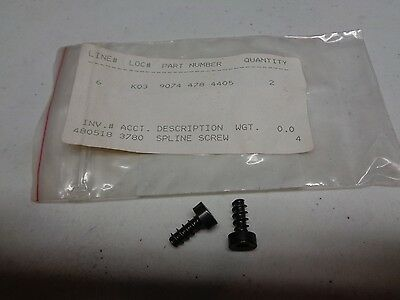 FS55 M3x4 9041 216 0300 #TM1-3J1a Stihl 009//010//011//012 Pan head screw/'s 2