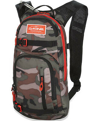 Dakine Session Hydration Pack Backpack Rucksack MTB Bike Bicycle 2L Camo