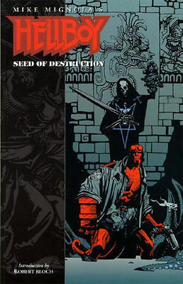 Hellboy: Seed of Destruction TPB. First Printing Hard to find!!!!