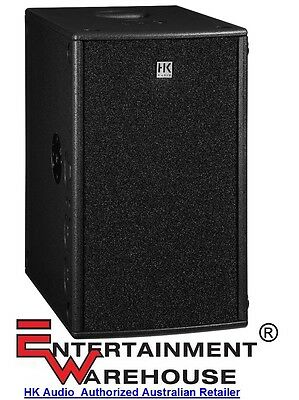 """HK Audio PRO-210SUBA - Dual 10"""" Powered Subwoofer. - Made In Germany"""