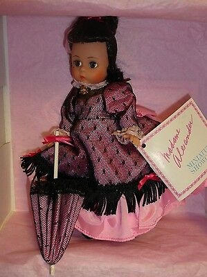 """Madame Alexander 8"""" MADC Doll - RIVERBOAT QUEEN LENA"""