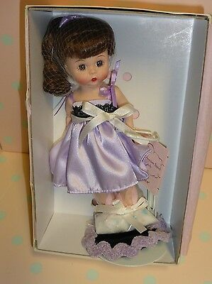 """Madame Alexander 8"""" MADC Doll - PREMIER TRAVEL DOLL WENDY - LIMITED EDITION 330"""