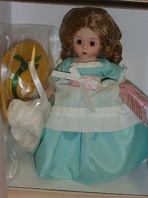 """Madame Alexander 8"""" Doll - LYDIA - COLONIAL WILLIAMSBURG EXCLUSIVE"""