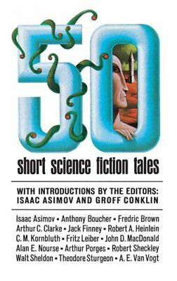 50 Short Science Fiction Tales by Isaac Asimov 9780684842967 (Paperback, 1997)