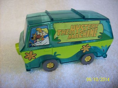 "4.5"" Scooby Doo "" The Mystery Machine "" See Through Toy"