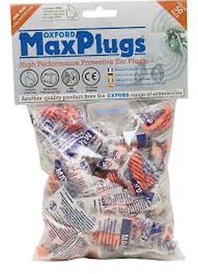 Oxford Max Ear Plugs Pack