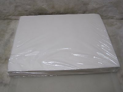 "Deli Wrap Dry Waxed Paper Flat Sheets  20"" x 15"" White 1000/Pack  A5354"