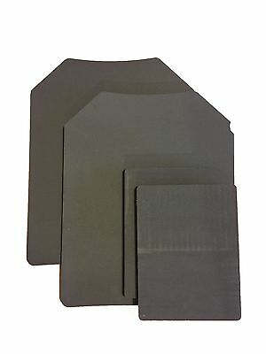 FOAM Non-Ballistic Trauma Pads for AR500 Body Armor -11x14 6x8 Bundle