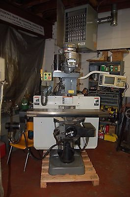 Bridgeport Ez-Trak Milling Machine 3 Axes One Owner Machine