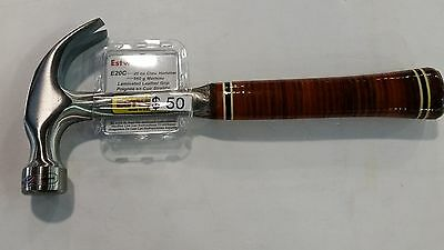Estwing Leather Grip Nail Hammer 20oz  - MADE IN USA