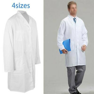 White,maroon,green,royal Lab Coat Medical Doctor Technician Food Coat Warehouse