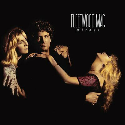 Fleetwood Mac Mirage US vinyl LP / 2CD / DVD box set NEW/SEALED