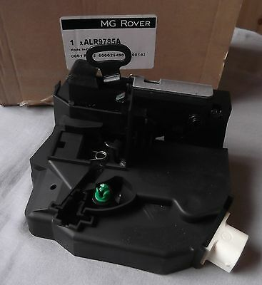 Genuine MG ZT ZT-T Rover 75 Latch assembly-front door - LH ALR9785A