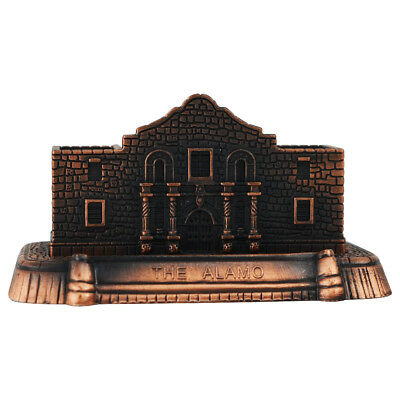 The Alamo Fort Metal Die Cast Pencil Sharpener Collectible Toy Miniature Replica