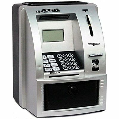 My Personal ATM Money / Coin Bank Machine with Digital Display