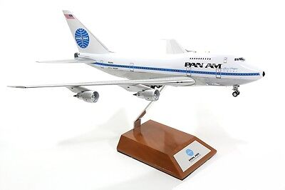 Inflight Pan Am Boeing B747SP 747SP China Clipper N540PA Diecast 1/200 Jet Model