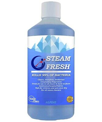 Steam Cleaning Fluid Suitable For All Machines - Alpine-  750ml