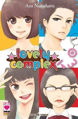 manga LOVELY COMPLEX TWO NUOVO Ed. Panini Planet