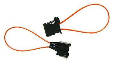 MOST fiber optic optical loop bypass FEMALE & MALE SET adapter OEM Connector