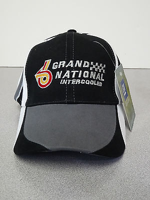 Buick Grand National Intercooled  Gm Licensed Deluxe Ball Cap